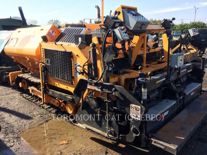 LEE-BOY ASPHALT PAVERS 8616 equipment  photo 6