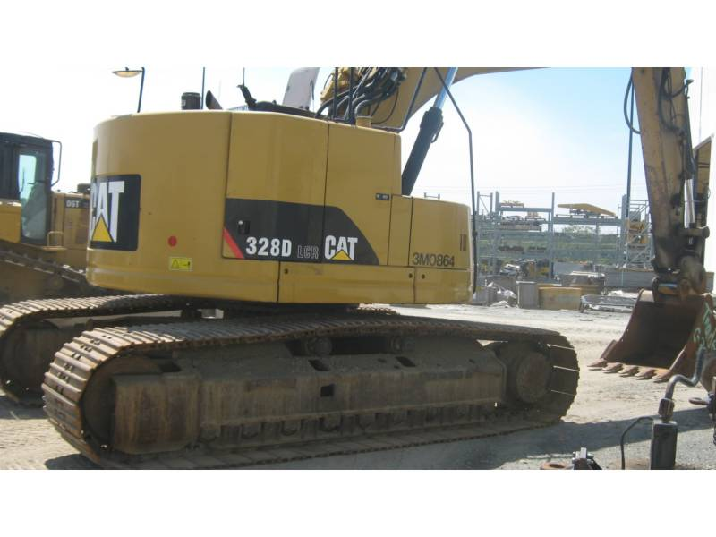 CATERPILLAR トラック油圧ショベル 328DLCR equipment  photo 3