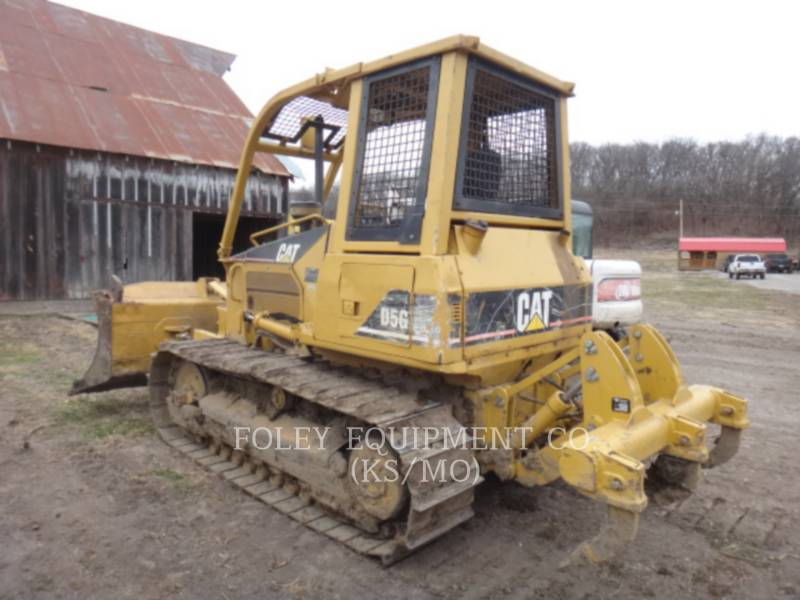 CATERPILLAR TRACK TYPE TRACTORS D5G equipment  photo 2