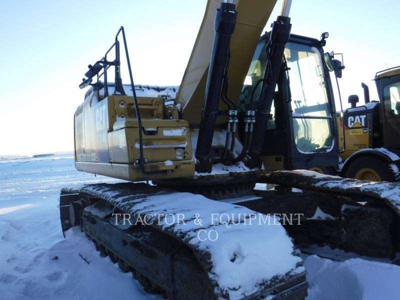 CATERPILLAR PELLES SUR CHAINES 336FL equipment  photo 4
