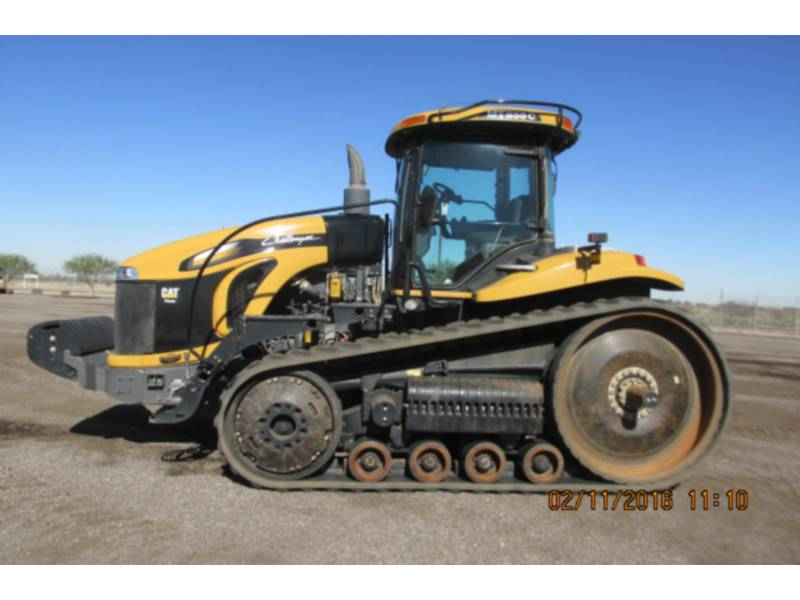 AGCO-CHALLENGER 農業用トラクタ MT855C equipment  photo 5
