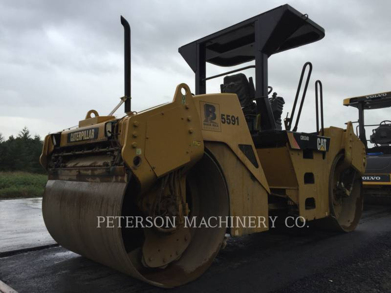 CATERPILLAR PAVIMENTADORA DE ASFALTO CB-534D equipment  photo 3