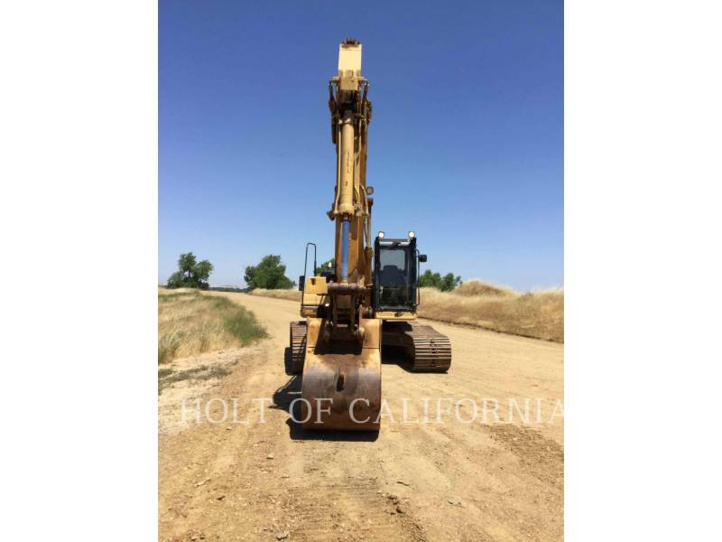 CATERPILLAR EXCAVADORAS DE CADENAS 322BL equipment  photo 2