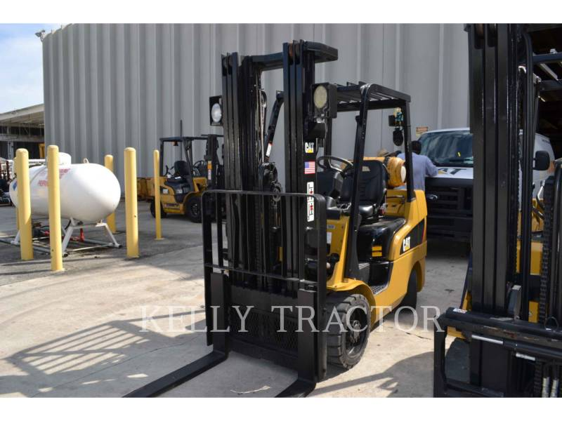 CATERPILLAR LIFT TRUCKS CHARIOTS À FOURCHE C6000 equipment  photo 4