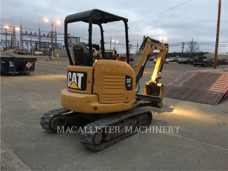 CATERPILLAR RUPSGRAAFMACHINES 303ECR equipment  photo 4