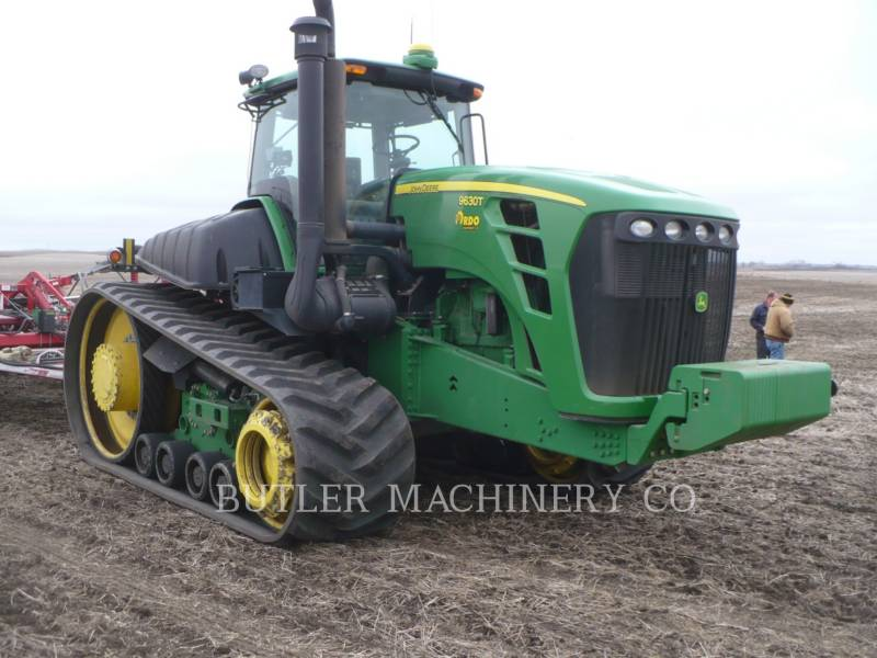 DEERE & CO. CIĄGNIKI ROLNICZE 9630T equipment  photo 3