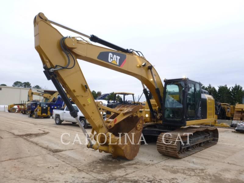 CATERPILLAR PELLES SUR CHAINES 323FL TH equipment  photo 1
