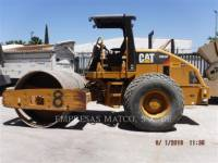 Equipment photo CATERPILLAR CS-533E EINZELVIBRATIONSWALZE, GLATTBANDAGE 1