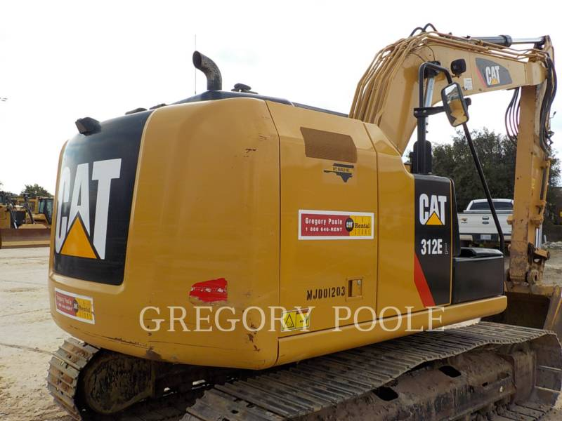 CATERPILLAR TRACK EXCAVATORS 312E L equipment  photo 11