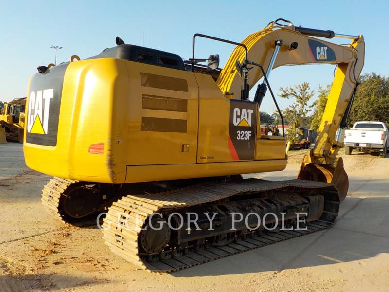 CATERPILLAR TRACK EXCAVATORS 323F L equipment  photo 10