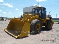 Equipment photo CATERPILLAR 966H CHARGEURS SUR PNEUS MINES 1