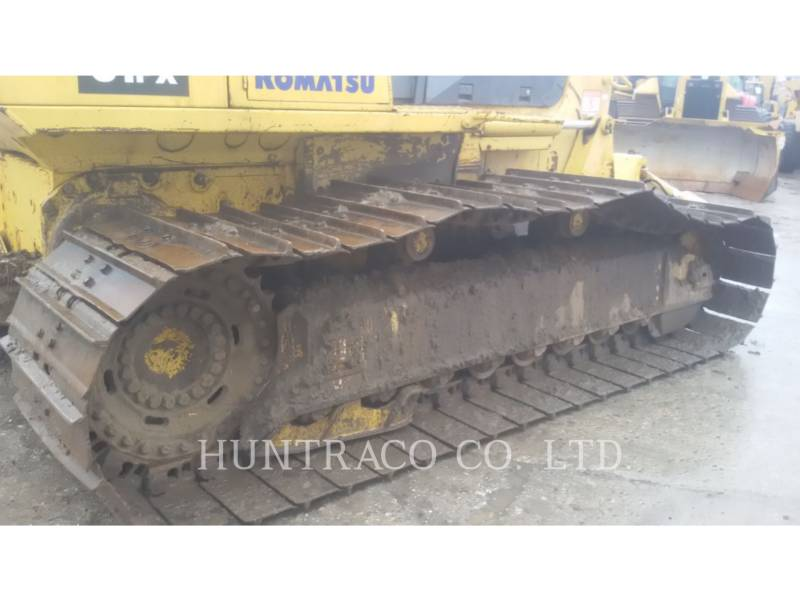 KOMATSU LTD. CIĄGNIKI GĄSIENICOWE D61PX-15 equipment  photo 10
