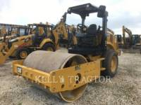 Equipment photo CATERPILLAR CS44B EINZELVIBRATIONSWALZE, GLATTBANDAGE 1