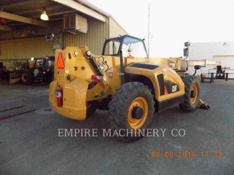 CATERPILLAR MOVIMENTATORI TELESCOPICI TH514C equipment  photo 2