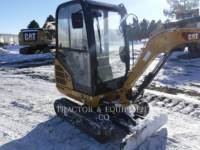 CATERPILLAR TRACK EXCAVATORS 301.7D CB equipment  photo 4