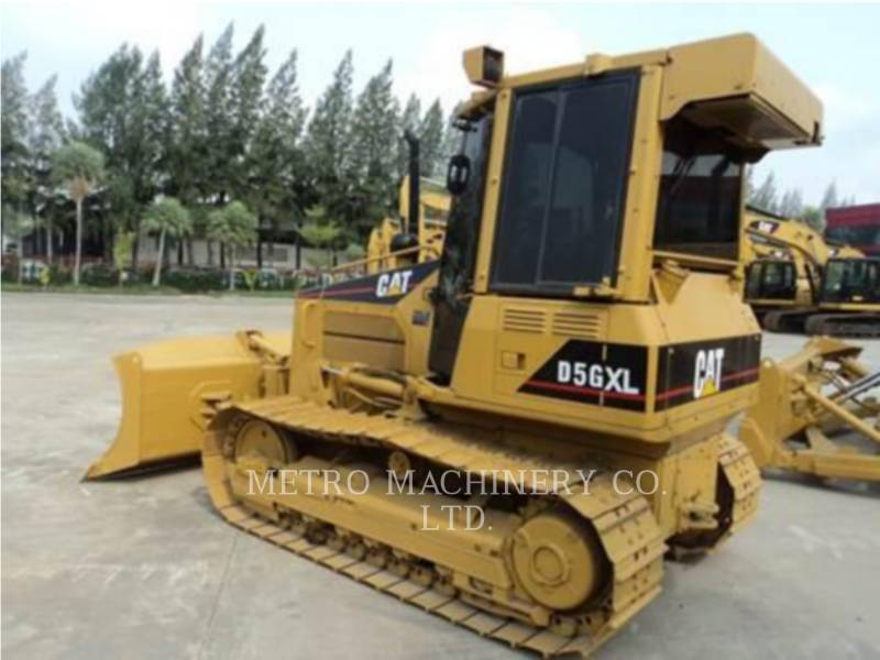 CATERPILLAR TRACTEURS SUR CHAINES D5GXL equipment  photo 5