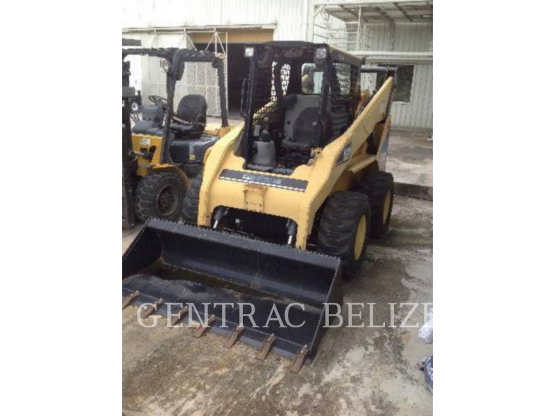 CATERPILLAR PALE COMPATTE SKID STEER 262B equipment  photo 2