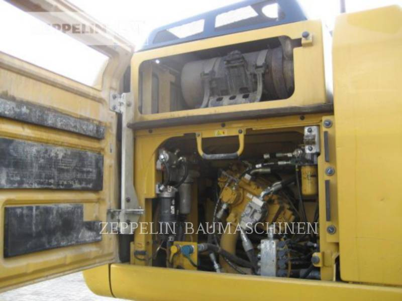 CATERPILLAR KETTEN-HYDRAULIKBAGGER 329ELN equipment  photo 9