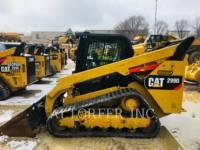 CATERPILLAR CARGADORES MULTITERRENO 299D equipment  photo 4