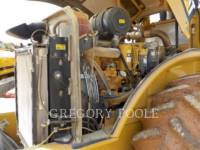CATERPILLAR VIBRATORY SINGLE DRUM PAD CP54B equipment  photo 22