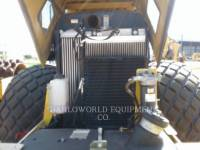 CATERPILLAR COMPATTATORE A SINGOLO TAMBURO VIBRANTE LISCIO CS-533E equipment  photo 14