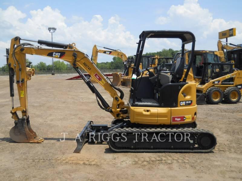 CATERPILLAR TRACK EXCAVATORS 303.5E2CR equipment  photo 2