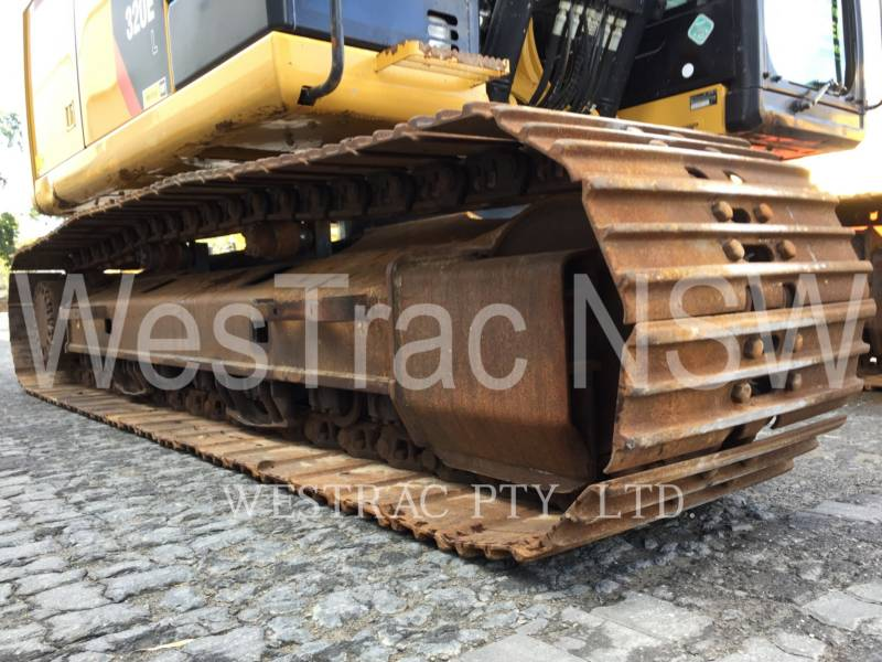 CATERPILLAR PELLES SUR CHAINES 320EL equipment  photo 12