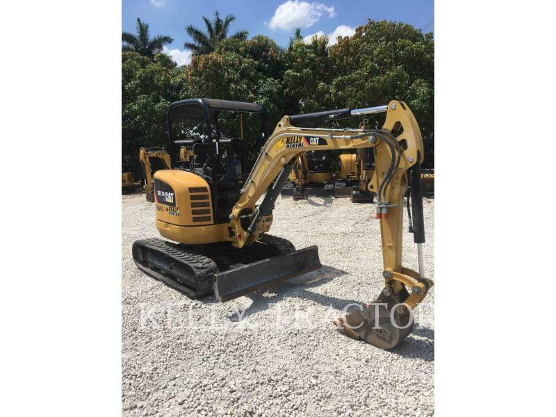 CATERPILLAR EXCAVADORAS DE CADENAS 302.7DCR equipment  photo 1
