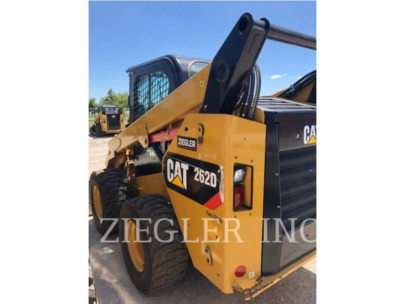 CATERPILLAR 滑移转向装载机 262D equipment  photo 2