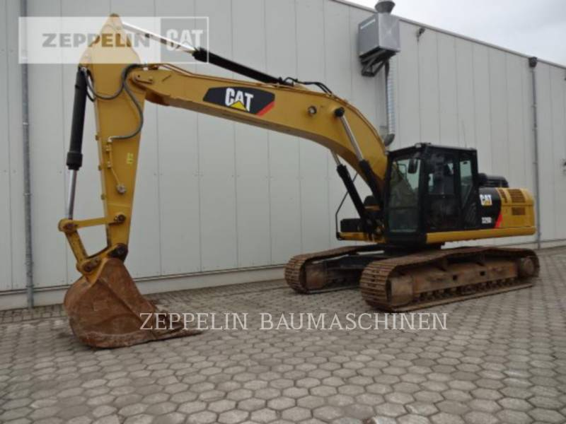 CATERPILLAR TRACK EXCAVATORS 329D2L equipment  photo 1