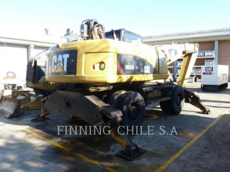 CATERPILLAR EXCAVADORAS DE RUEDAS M322 D equipment  photo 4
