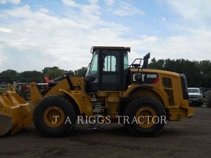 CATERPILLAR WHEEL LOADERS/INTEGRATED TOOLCARRIERS 950M 2 equipment  photo 3