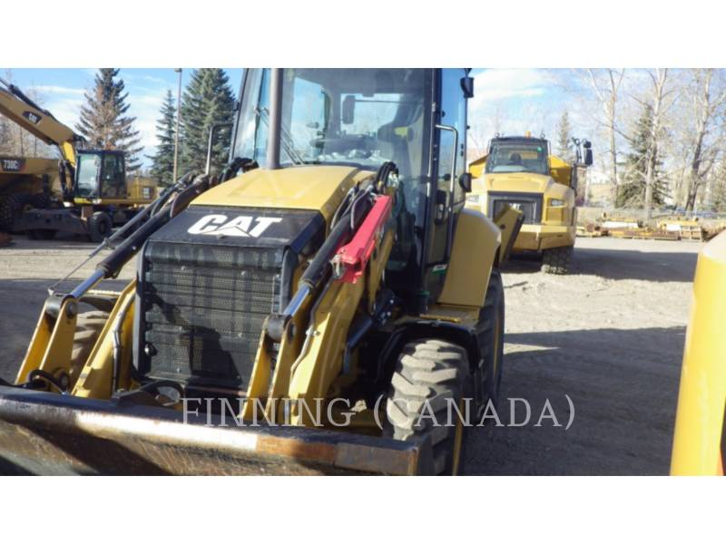 CATERPILLAR CHARGEUSES-PELLETEUSES 420F2ITLRC equipment  photo 2