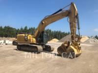 Equipment photo CATERPILLAR 336F L トラック油圧ショベル 1