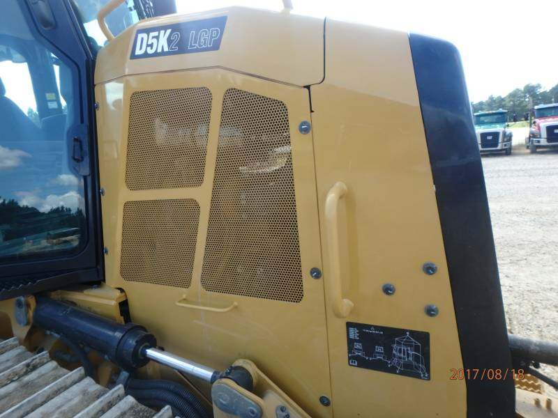 CATERPILLAR TRACTEURS SUR CHAINES D5K2LGP equipment  photo 18