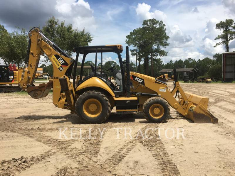 Caterpillar BULDOEXCAVATOARE 416FST equipment  photo 6