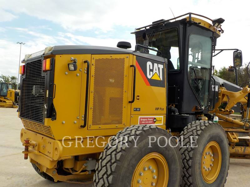 CATERPILLAR NIVELEUSES 12M equipment  photo 9