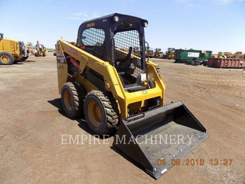CATERPILLAR MINICARGADORAS 226D equipment  photo 1
