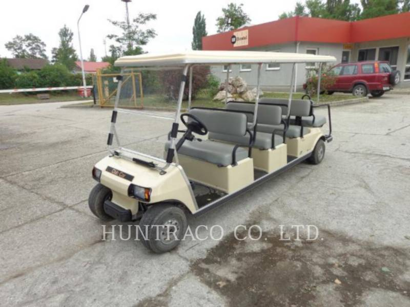 CLUB CAR UTILITY VEHICLES / CARTS VILLAGER equipment  photo 1