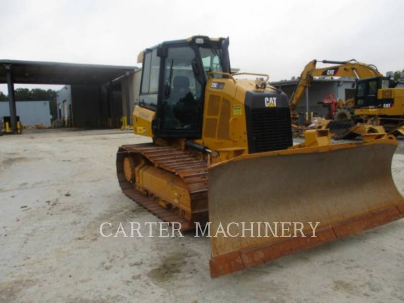 CATERPILLAR KETTENDOZER D5K2LGP AC equipment  photo 1