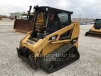 CATERPILLAR SKID STEER LOADERS 247B2STD1O equipment  photo 2