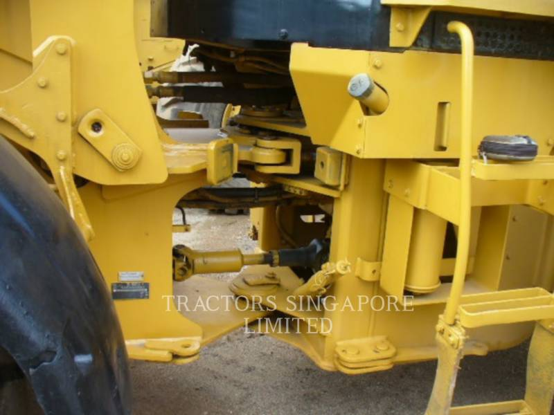 CATERPILLAR RADLADER/INDUSTRIE-RADLADER 924GZ equipment  photo 8
