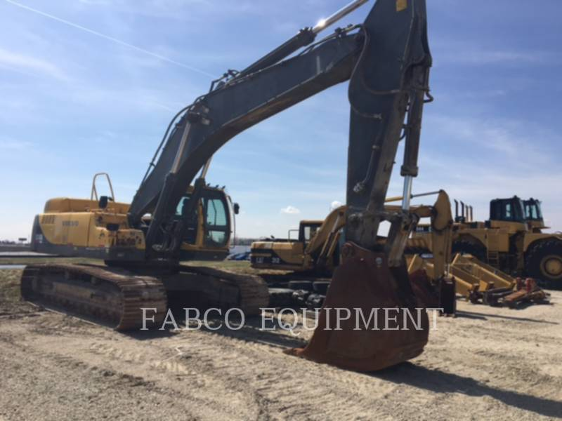 VOLVO EXCAVATOARE PE ŞENILE EC460 equipment  photo 2