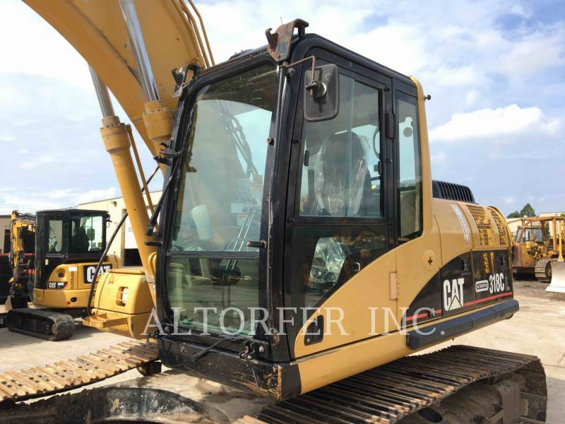 CATERPILLAR EXCAVADORAS DE CADENAS 318CL equipment  photo 3