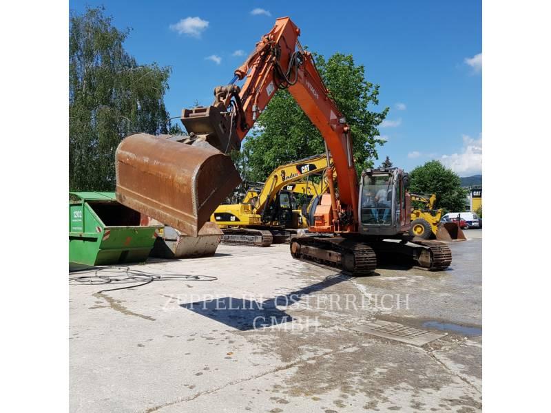 HITACHI EXCAVADORAS DE CADENAS CX225US equipment  photo 16