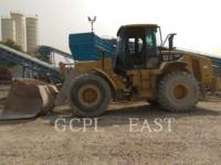 Equipment photo CATERPILLAR 950H PÁ-CARREGADEIRAS DE RODAS/ PORTA-FERRAMENTAS INTEGRADO 1
