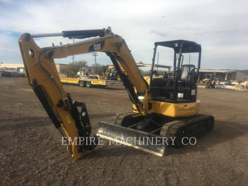 CATERPILLAR TRACK EXCAVATORS 305.5E2CRT equipment  photo 4