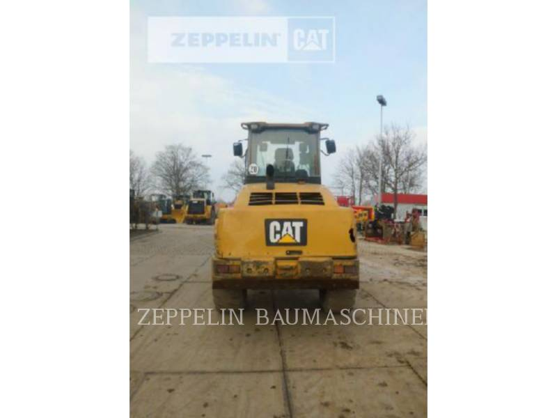CATERPILLAR CHARGEURS SUR PNEUS/CHARGEURS INDUSTRIELS IT14G equipment  photo 5