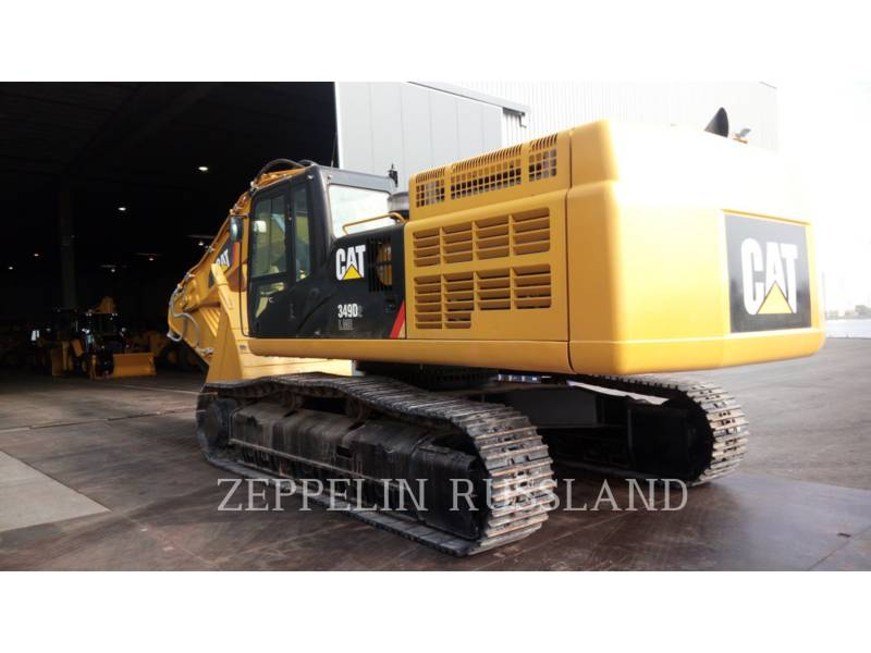 Caterpillar EXCAVATOARE PE ŞENILE 349 D2 L (ME) equipment  photo 2