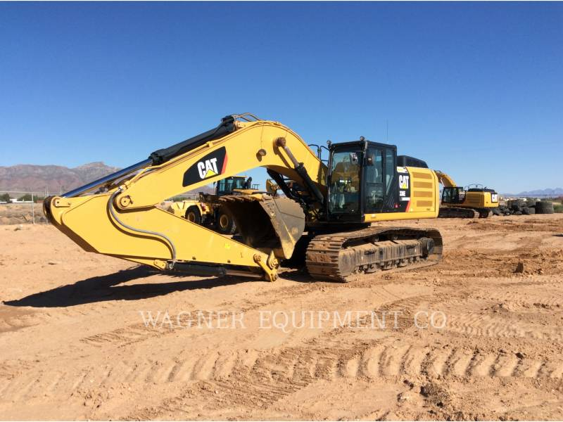 CATERPILLAR TRACK EXCAVATORS 336EL H equipment  photo 1
